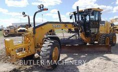 2009 John Deere 772G For Sale (3240878) :: Construction Equipment Guide