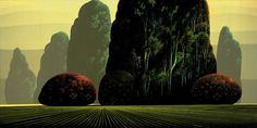 Eyvind Earle Gallery 21 – Carmel, CA – The Largest Collection of Eyvind Earle Paintings and Serigraphs Worldwide
