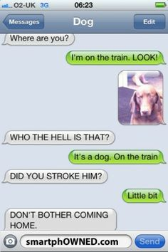 21 Best Texts from the Dog