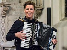 Belinda O'Hooley at the Wigan Parish Church