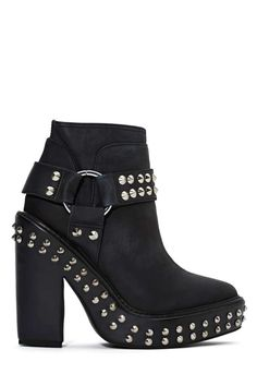 Jeffrey Campbell Lilyn Stud Boot | Shop Jeffrey Campbell at Nasty Gal