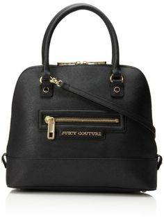 Amazon.com: Juicy Couture Sophia Leather Collection Satchel Top Handle Bag,Cashmere Rose,One Size: Shoes