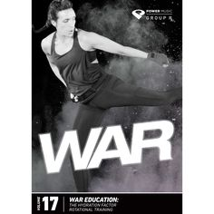 WAR Volume 17 brings ELBOW strikes, rope SLAMS, and rotational CHOPS to the octagon. Conquer sprawls, thrusters, sit outs, kicks, jabs, uppercuts, and all things you've come to know and love as MMA, with all the BENEFITS, but without any physical contact. Break the chains and say HELLO to your strongest, leanest, toughest body. There's only one way to get there – through the WAR zone. We dare you… BECOME ARMED & DANGEROUS!