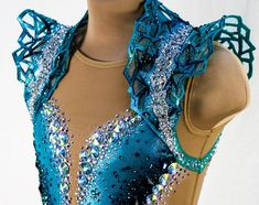 Gymnastics Competition Leotards, Gymnastics Suits, Gymnastics Costumes, Rhythmic Gymnastics Leotards, Circus Outfits, Dance Wear, Couture, Formal Dresses, Pattern