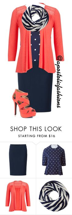 """Apostolic Fashions #523"" by apostolicfashions ❤ liked on Polyvore featuring Uniqlo, maurices and Qupid"