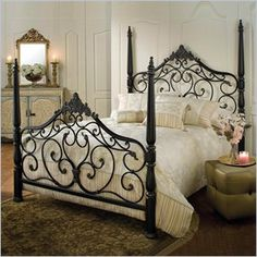 Parkwood Queen Size Bed - Hillsdale Furniture - 1450BQR
