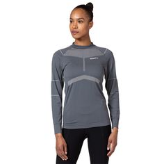 Craft Women's Active Intensity Crew | Terry Cycling Tops, Cycling Gear, Body Map, Pad Design, Craft, Fashion, Moda, Creative Crafts, Fashion Styles