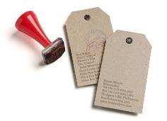 Stamp / Design Work Life » Parallax: Henry's Drive Vignerons Identity