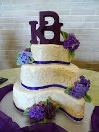 Unique/Modern wedding cake