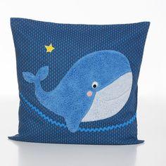 Kit couture appliqu´ baleine Jobolino