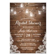 bridal shower templates