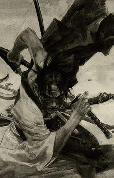 Mugen no Juunin  Blade of the inmortal    (Hiroaki Samura)