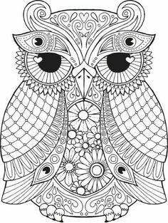adult coloring - Coloring Stencils