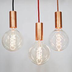 Lichtdesign mit industriellem Touch von NUD