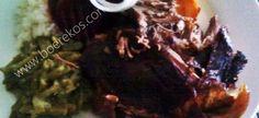 Springbokboud in die oond | Boerekos – Kook met Nostalgie