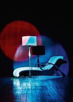 Съемка AD: chair shoot