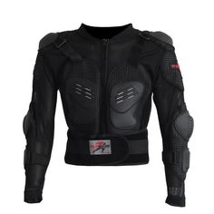 New Riding Tribe High Quality Clothing Motorcycle Racing Jacket Motocross Riding Full Body Armor Spine Chest Protective Gear Motocross Enduro, Motocross Racing, Racing Motorcycles, Body Armor Vest, Motorcycle Suit, Motorcycle Jackets, Riding Gear, Upper Body, Jackets