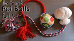 How to make poi balls: Part 2 Projects For Kids, Diy For Kids, Crafts For Kids, Arts And Crafts, Diy Crafts, Diy Poi, Waitangi Day, Polynesian Dance, Dance Crafts