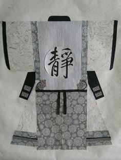 Kimono chinese stilte