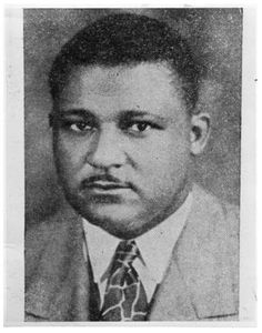 Portrait of Friendly R. Rice, principal of the Blackshear School of Austin, Texas from 1931 - 1972. Mr. Rice initiated the hot lunch program and the first black elementary school library in Texas. The F. R. Rice Secondary School is named in his honor.