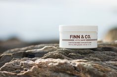White Sand : Cream for the Body • Creme pour le corps 6.7 Oz. | Finn