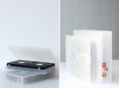 VHS TAPE BOX bag!!!