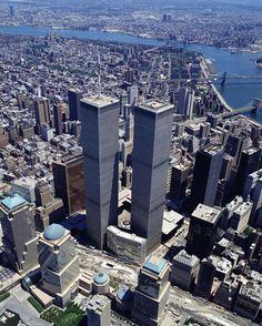 Twin Towers.......
