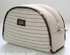 МК косметичка - Вяжем и шьем сумки