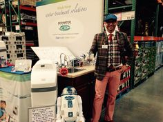 What's in your H20?#R2D2 says be smart and find out!