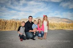 Donny's #2 son Jeremy with his wife Melisa and their kids Dylan, Ryder, and Emy.