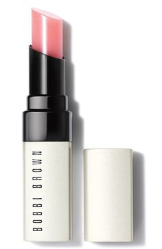 Obsessing over this Bobbi Brown lip tint that is the new go to balm. It's sheer, lightweight yet ultra-moisturizing!