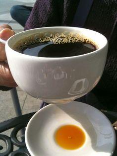 Bird & Babe: An Afternoon Coffee
