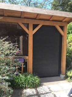 verandazeilen.nu – verandazeilen van HDPE Pergola Patio, Backyard Landscaping, Porch Curtains, Gazebo Decorations, Patio Enclosures, Outdoor Cover, Garden Buildings, Residential Architecture, Window Treatments