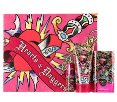 Hearts & Daggers For Women By Christian Audigier Gift Set