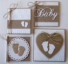 Carte naturel baby