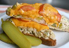 Bake - a - holic: Jersey-Style Tuna Melts