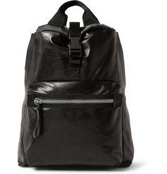 LanvinLeather Backpack