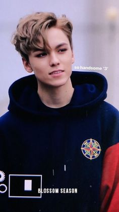 Vernon❤Baby OMG you are so beautifulhusband materialthe best
