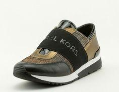 8c1e4f06e47 Michael Kors Women s Trainer City SNEAKERS Shoes Black Bronze Multi Size 8   fashion  clothing  shoes  accessories  womensshoes  athleticshoes (ebay link )