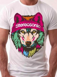 Winner of the Stereosonic T-shirt Design Contest: Brthr_ed