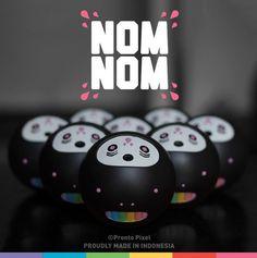 Nomnom By Pronto Pixel