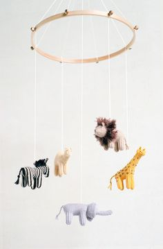 Safari-Chic Kids' Rooms – by Kids Interiors - Modern