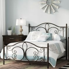 In Search Of Anzilotti Panel Bed King Platform Bed, Platform Bed Frame, Upholstered Platform Bed, Wrought Iron Beds, Steel Bed Frame, Smart Bed, Oak Bedroom, Bedroom Wall, Adjustable Beds