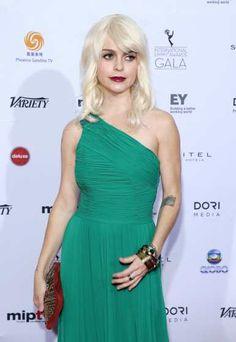 #TarynManning attends the 41st International Emmy Awards at the #Hilton New York on November 25, 2013 in New York City http://celebhotspots.com/hotspot/?hotspotid=5375&next=1