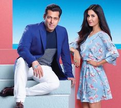 Check out these pictures of Salman Khan and Katrina Kaif in Tiger Zinda Hai photoshoot. They make such a beautiful couple.