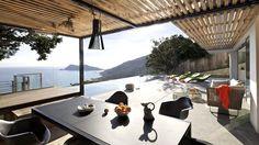 Extraordinary Villa l'Escalet with sea views in Saint Tropez