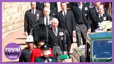 Memorable Moments From Prince Philip's Funeral Procession at Windsor Castle Family Channel, Princess Anne, Windsor Castle, Prince Philip, Elizabeth Ii, Funeral, How To Memorize Things, In This Moment, Songs