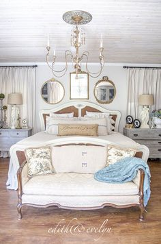 Edith and Evelyn - Beautiful Home Tour