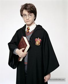Harry Potter and the Sorcerer's Stone Promo shoot