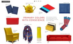 @companyc #blue #color #throw in @ruemagazine . Thank you, Victoria! #modern #design #style #primary #colors